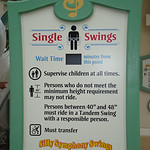 There will be two options: single swings...