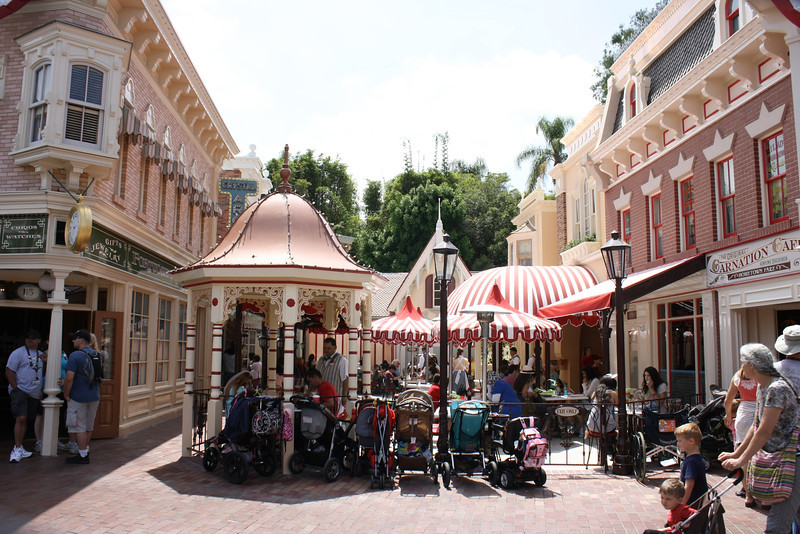 Carnation Cafe is open for your enjoyment.