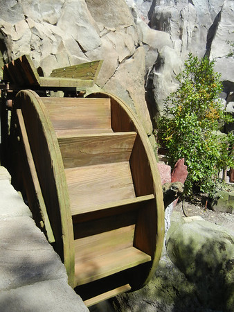 Maurices Water Wheel