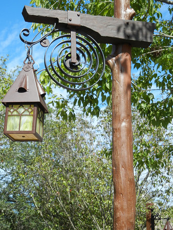 Cottage light Posts