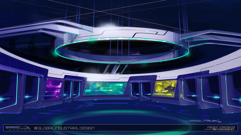 Chevrolet, Disney Inspire Design Innovation with Test Track