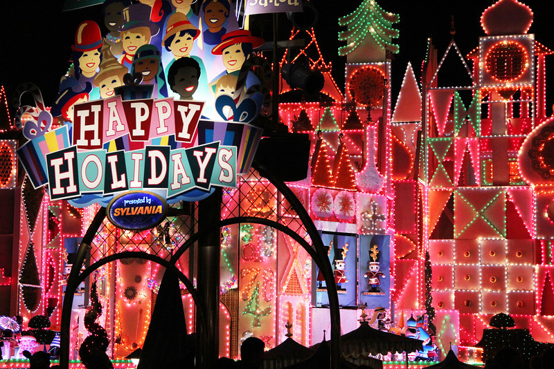 A Small World Holiday.