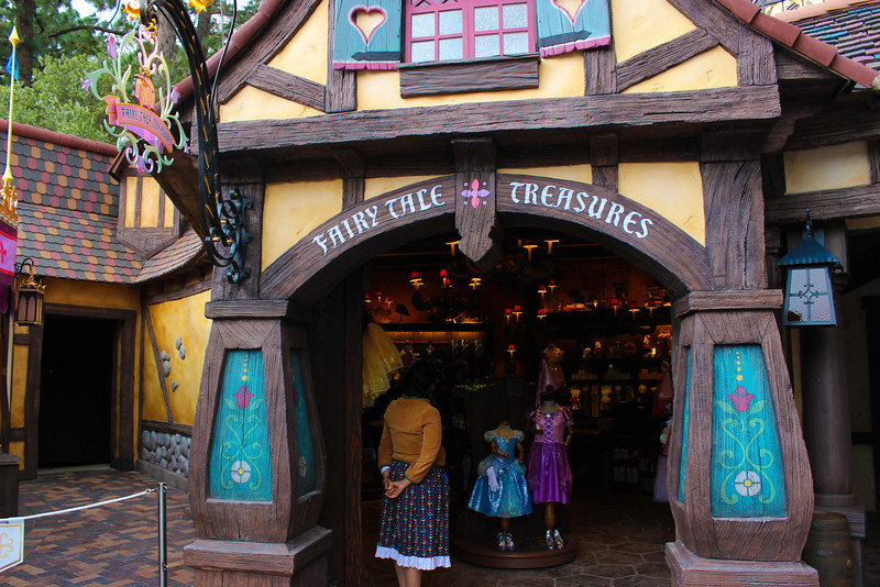 The Fairy Tale Treasures store has everything your princess needs.