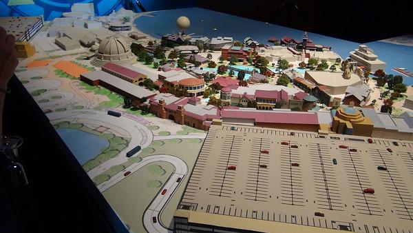 Disney Springs Model